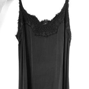 Bardot Black Lace Dress 10